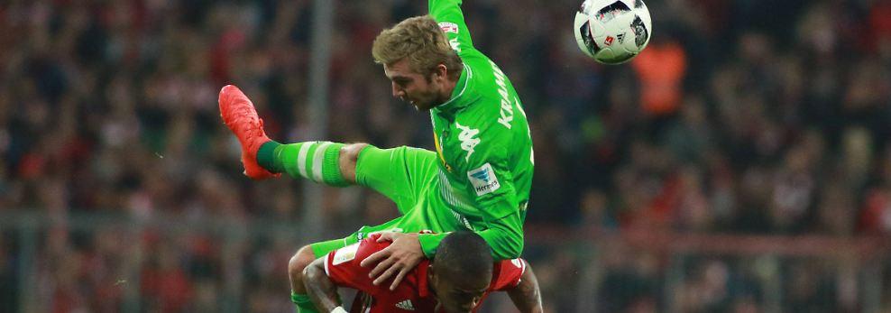 """""""Wir waren irgendwie dabei, aber kamen nie richtig rein"""" Mönchengladbachs Christoph Kramer zum Auftritt seines Teams zwischen den Welten."""