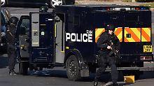 Auf der Suche nach Sprengstoff: Polizei belagert tagelang Haus in London
