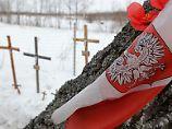 Flugzeugabsturz von Smolensk: Angehörige protestieren gegen Exhumierung