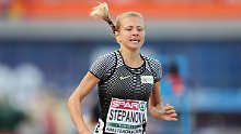 """""""Wir sind sehr froh, dass wir jetzt in der Lage sind, Doping weiter zu bekämpfen"""": Julia Stepanowa."""