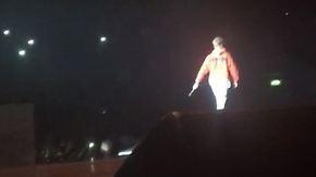 Konzertunterbrechung wegen Buhrufen: Justin Bieber verlässt verärgert die Bühne