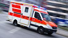 Realschule in Heilbronn geräumt: 41 Schüler durch Gasaustritt verletzt