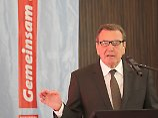 Rettung für Kaiser's Tengelmann?: Altkanzler Schröder soll schlichten