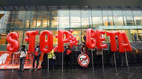 Blockierte EU sucht Antworten: Nicht nur Wallonen blicken skeptisch auf Ceta