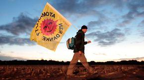 """Atomgegner ziehen Bilanz: """"Wir werden weiter Druck machen"""""""