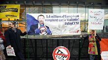 """Belgische Region blockiert Ceta: Warum die Wallonie beherzt """"Non"""" sagt"""