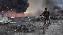 Was folgt auf Mossul?: Für den Irak fehlt der Masterplan
