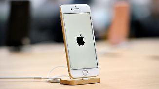 Umsatz schwindet weiter: Apple kann keine Rekorde mehr brechen