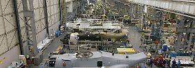 Mehr als 745 Maschinen pro Jahr: Boeing stockt die Prognose auf