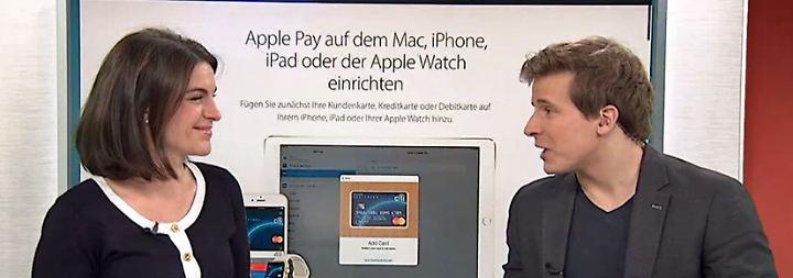 n-tv Netzreporter: Hinweise auf Start von Apple Pay in Deutschland verdichten sich