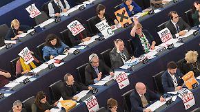 EU-internes Gezerre um Handelspakt: Ceta-Gipfel in Brüssel abgeblasen