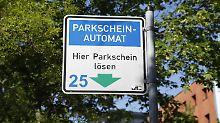 Parkscheinautomat verweigert Münze: Darf man ohne Ticket parken?