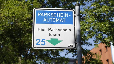Billig Parken München