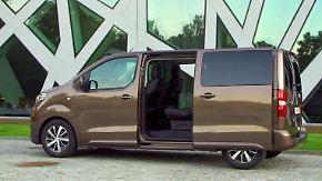 Reicht es für die Bulli-Liga?: Toyota Proace attackiert VW T6