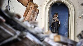 """""""Apokalyptische Situation"""": Mittelitalien erneut von schweren Erdbeben erschüttert"""