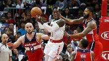 Deutscher NBA-Export überzeugt: Schröder dirigiert Atlanta zum Auftaktsieg
