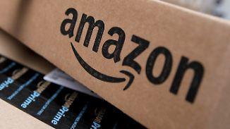 """Zum sechsten Mal in Folge Schwarze Zahlen: """"Amazon bleibt nicht stehen"""""""