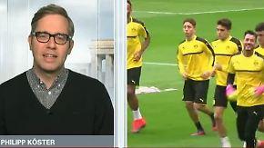 """Philipp Köster zum 9. Bundesliga-Spieltag: """"Revier-Derby wird ein hitziges Duell auf Augenhöhe"""""""