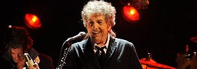 Preisträger bricht sein Schweigen: Bob Dylan will Nobelpreis doch