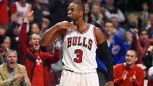 NBA-Star von Emotionen übermannt: Wade muss für Kopf-ab-Geste zahlen