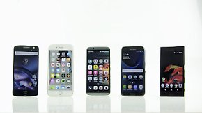 n-tv Ratgeber: Apple, Samsung, ZTE oder Google: Welche Smartphone ist das beste?