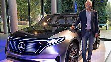 Daimler-Chef widerspricht Gabriel: Zetsche verteidigt chinesische Übernahmen