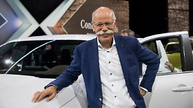 Flachere Hierarchien: Zetsche plant neue Unternehmenskultur bei Daimler