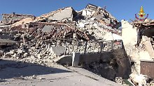 Erdbebenschäden in Italien: Renzi will EU-Haushaltsauflagen ignorieren