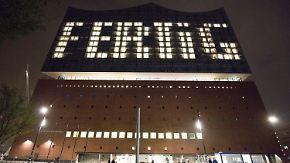 Hansestadt mit neuem Wahrzeichen: Hamburg bekommt Schlüssel zur Elbphilharmonie