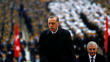 Intervention in Syrien und im Irak: Ankara macht Außenpolitik mit der Haubitze