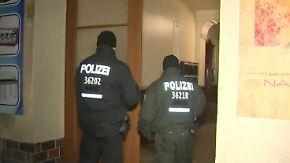 Festnahme in Berliner Wohnung: Terrorverdächtiger soll IS-Mitglied sein
