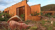 Der blutrote Rio Doce: Opfer der Mariana-Tragödie klagen an