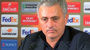 """Mourinho zur Pleite gegen Fenerbahce: """"Als es los ging, schliefen meine Spieler"""""""