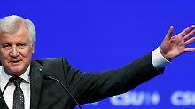 """""""Sternstunde"""" für die Partei: Seehofer lässt CSU aufatmen - und hadern"""