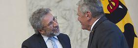 """Dündar von """"Cumhuriyet"""" in Berlin: Gauck empfängt Erdogan-Kritiker"""