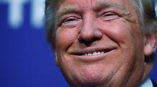 Wahlkampf bis an die Urne: Wie Trump Clinton-Wähler verschreckt
