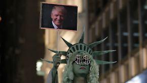 """""""Wird Versprechen nicht umsetzen können"""": Das denkt die Wirtschaftselite über die Folgen des Trump-Sieges"""
