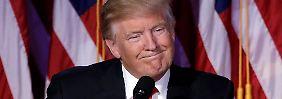 Prognosen liegen daneben: Trump gewinnt US-Präsidentenwahl