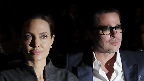 Promi-News des Tages: Angelina Jolie verbot Brad Pitt Kontakt zu anderen Frauen