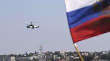 Geheimagenten aus der Ukraine?: FSB fasst mutmaßliche Krim-Saboteure