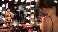 Es muss nicht immer Victoria's Secret sein: Kendall Jenner geht fremd