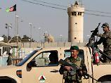 Explosion erschüttert US-Stützpunkt: Vier US-Amerikaner sterben bei Taliban-Anschlag