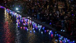 Ein Jahr nach den Terroranschlägen: Paris gedenkt in aller Stille der 130 Opfer