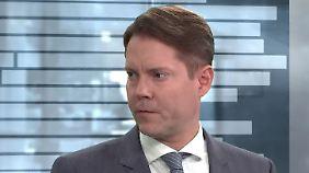 Geldanlage-Check: Frank Wohlgemuth, DZ Bank