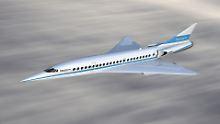 Dreieinhalb Stunden bis New York: Branson lässt Concorde wieder aufleben