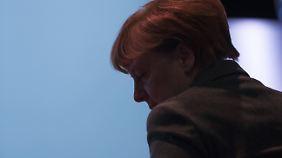 Angela Merkel will 2017 wieder antreten und - im Falle eines Wahlsieges - auch die volle Legislaturperiode als Kanzlerin durchhalten.
