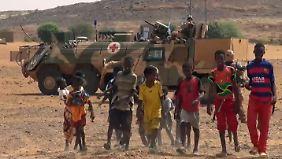 """Bundeswehr in Mali: Einsatz ist """"schlimmer als in Afghanistan"""""""