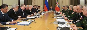 Der Präsident und die Technokraten: Putin erneuert seine Garde