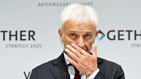 Abbau von 23.000 Stellen in Deutschland: Bei VW geht es ans Eingemachte