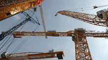 Höchststand seit 1999: Zahl der Baugenehmigungen steigt